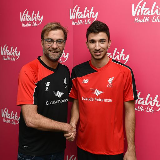 Liverpool complete Grujic deal