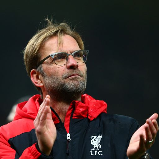 Cup final for Klopp?