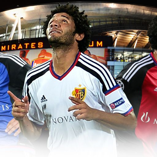 How will Elneny fit in?