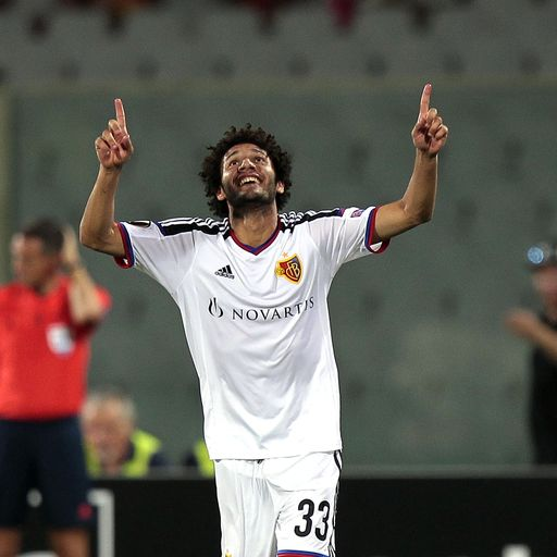 Arsenal close on Elneny