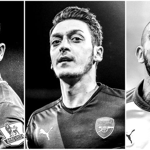 Premier League's top midfielder?