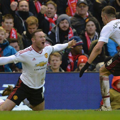 Liverpool 0-1 Man Utd