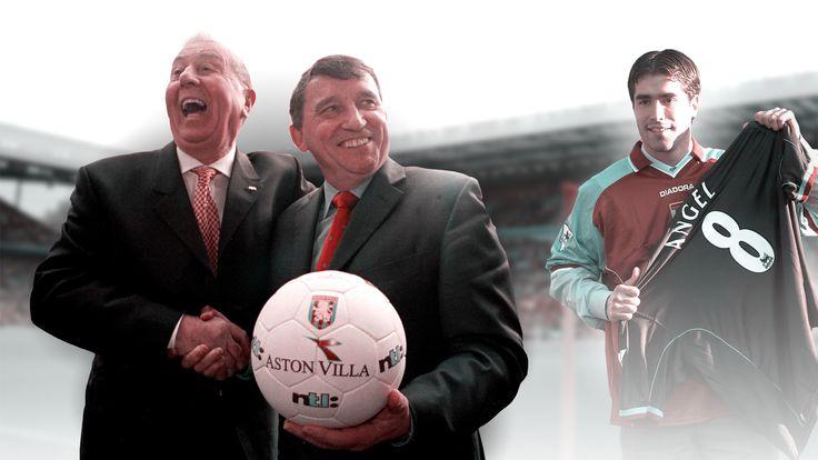 Doug Ellis & Graham Taylor, with Juan Pablo Angel
