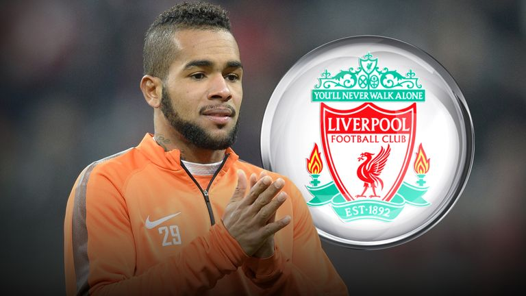 Shakhtar Donetsk have valued Liverpool transfer target Alex Teixeira at £35m in the January window
