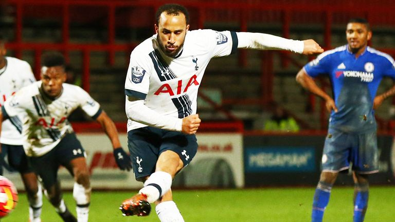 Tottenham winger Andros Townsend is believed to be a Watford target