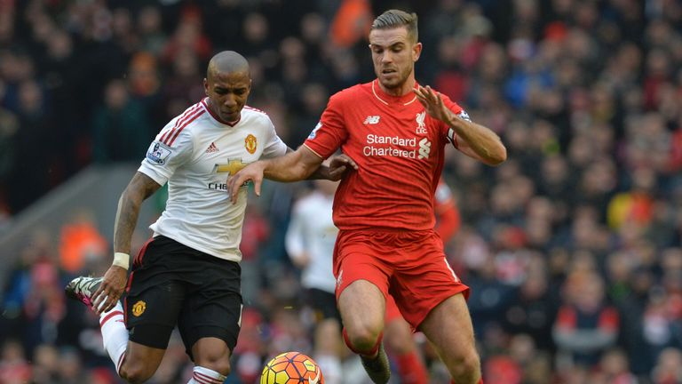 Liverpool will face Manchester United at Old Trafford on March 17