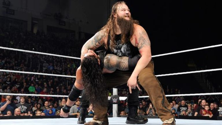 Bray Wyatt and Roman Reigns failed to win the Royal Rumble