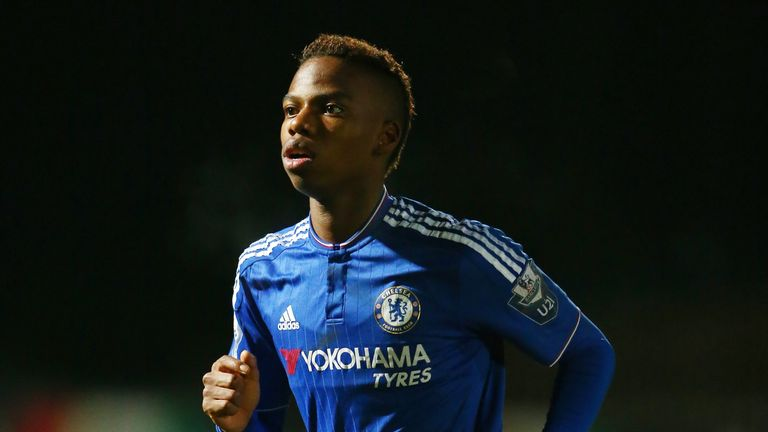 Chelsea midfielder Charly Musonda could be given a chance with the first team