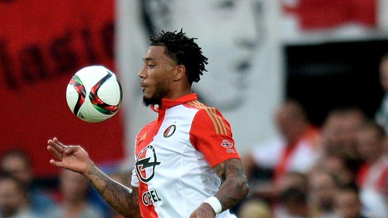 Kazim-Richards joined Celtic from Dutch side Feyenoord