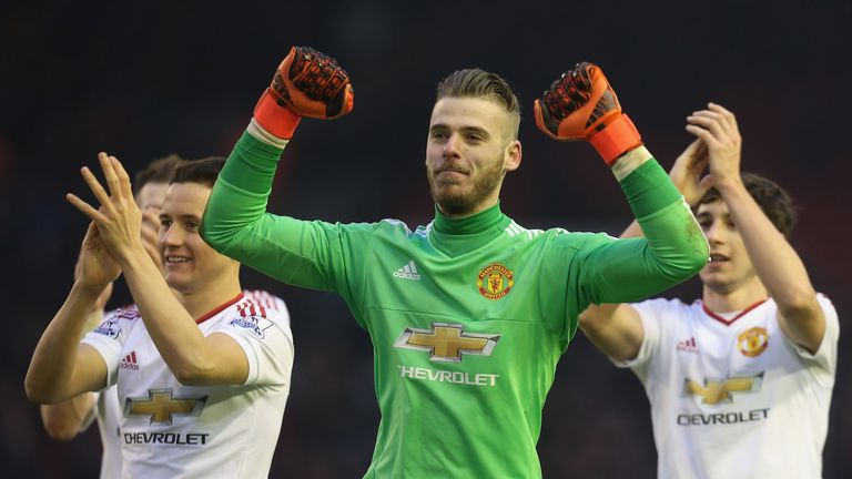 David de Gea's move to Real Madrid fell through