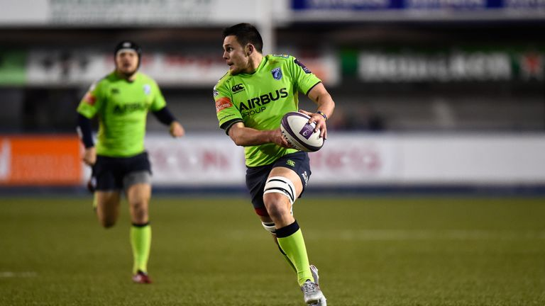 Cardiff Blues's Ellis Jenkins has replaced Lydiate in the Wales squad