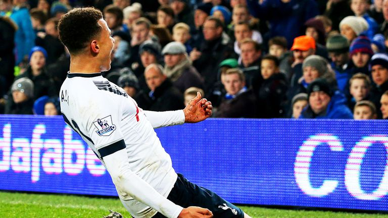 Dele Alli has been the pick of the Premier League youngsters this season