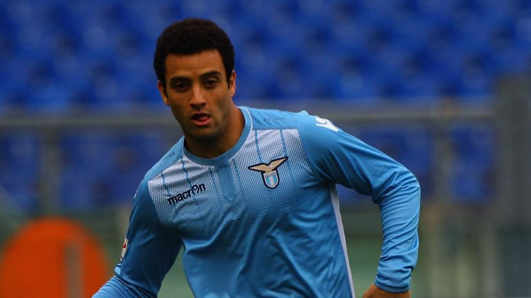 United made a bid for Felipe Anderson in August, according to Lazio director of sport Igli Tare
