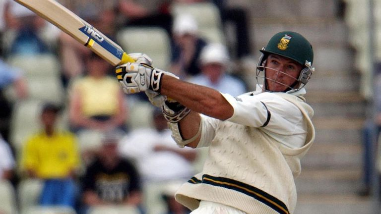 Smith scored 27 centuries and 38 half-centuries for South Africa
