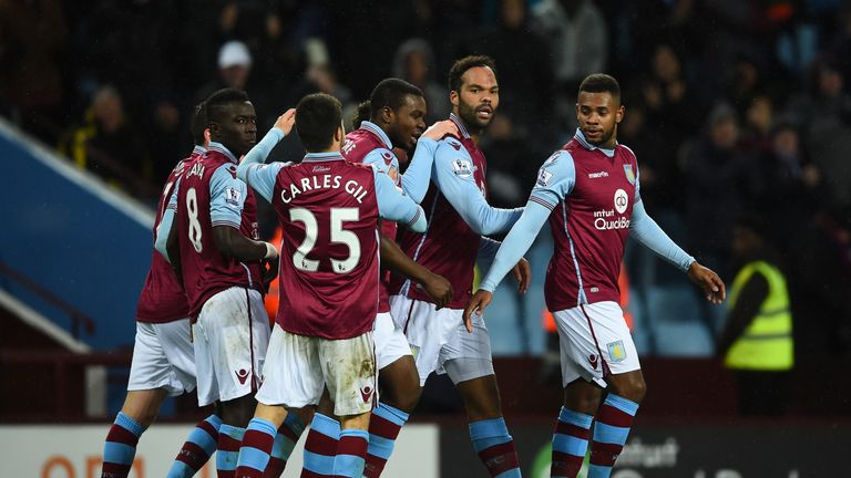 Aston Villa host Leicester hoping to record back-to-back Premier League wins