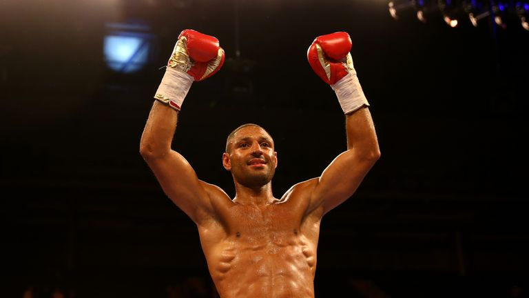 Hearn is trying to make a big fight for Brook at welterweight