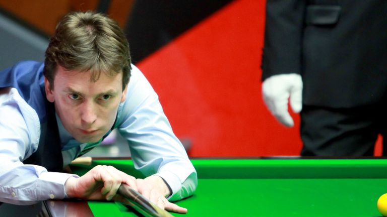 Ken Doherty: Failed to reach 2018 World Championships