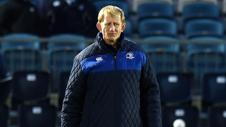 Leinster coach Leo Cullen is pleased to have Morris on board