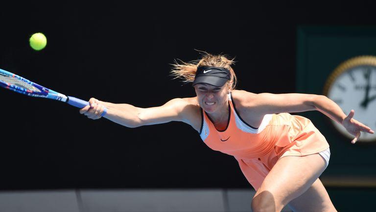 Maria Sharapova faces a battle to avoid a four-year drugs ban