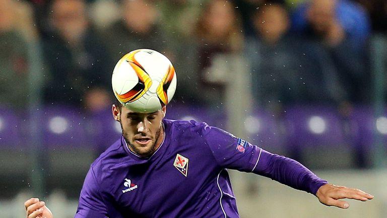 Striker Mario Suarez has fallen out of favour at Fiorentina