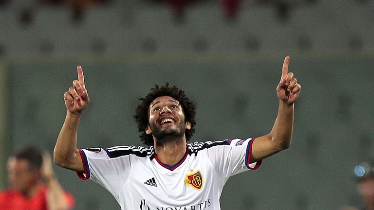 Basel midfielder Mohamed Elneny is close to a move to Arsenal