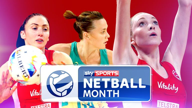Sky Sports have launched Netball Month this January