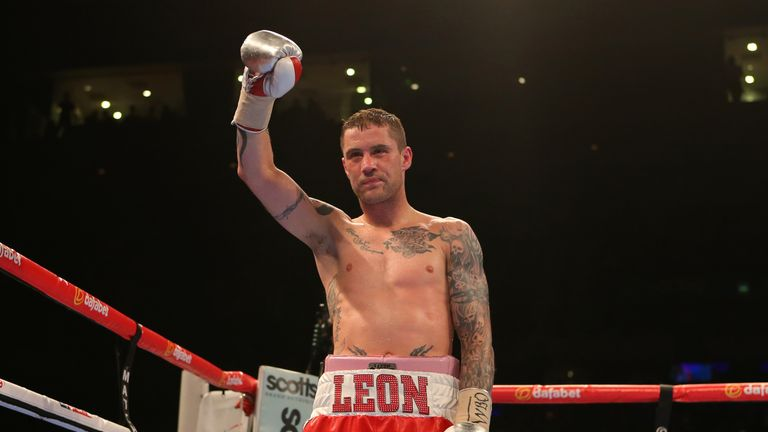 Ricky Burns aims to become a world champion again in 2016