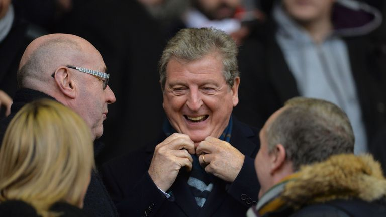 'Roy, I have put a big bet on England to win Euro 2016 ... what are you laughing about?'