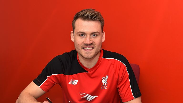 Mignolet is delighted to have committed his future to Liverpool