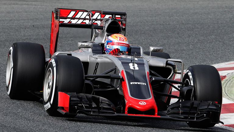 Image result for haas f1 team