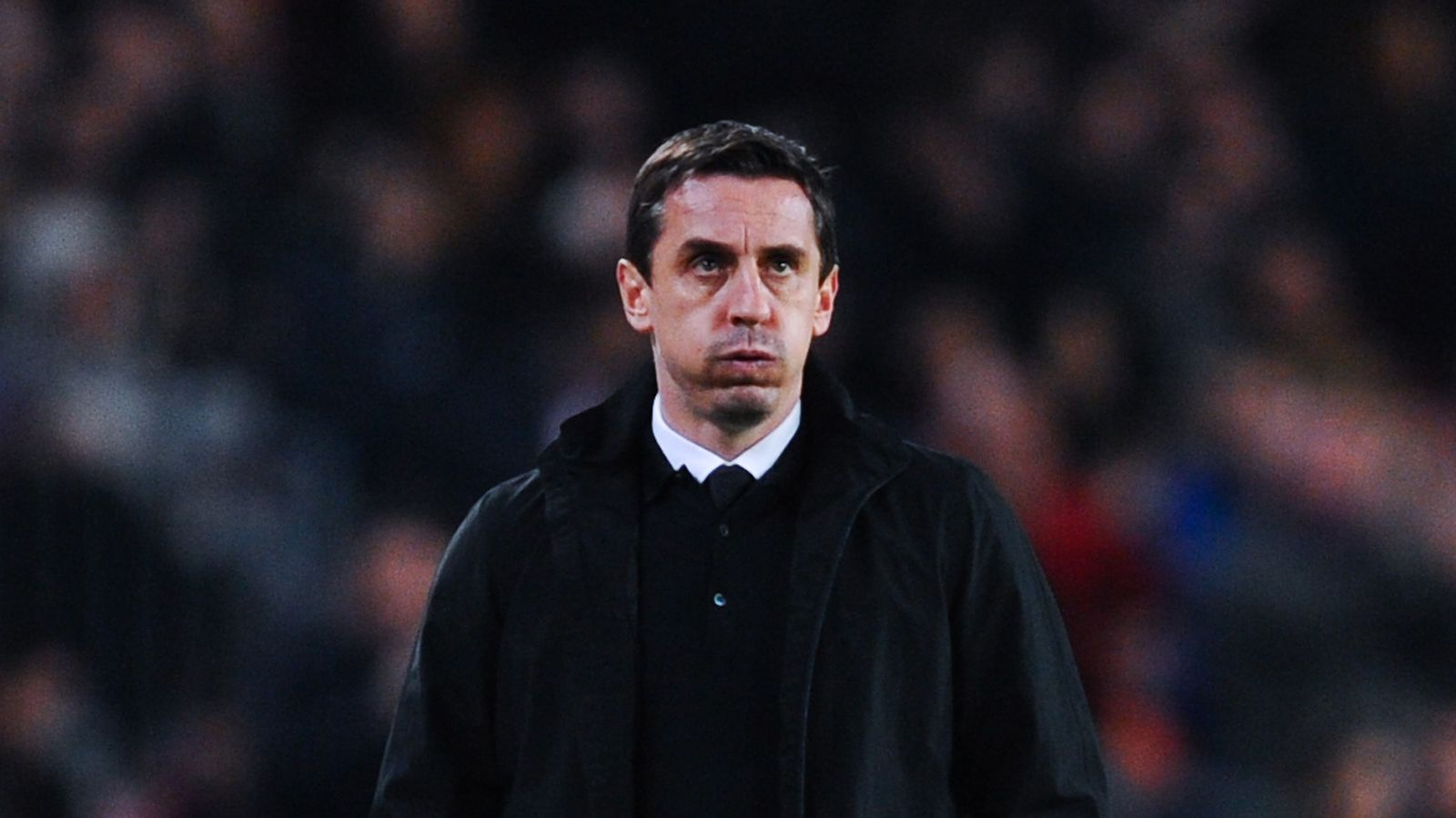 Gary Neville has no intention of returning to coaching in ...