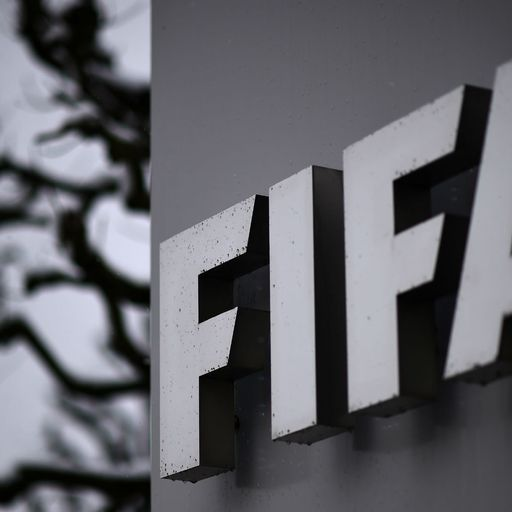 Females at FIFA