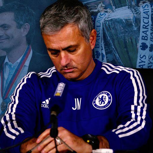 Mourinho interview in full