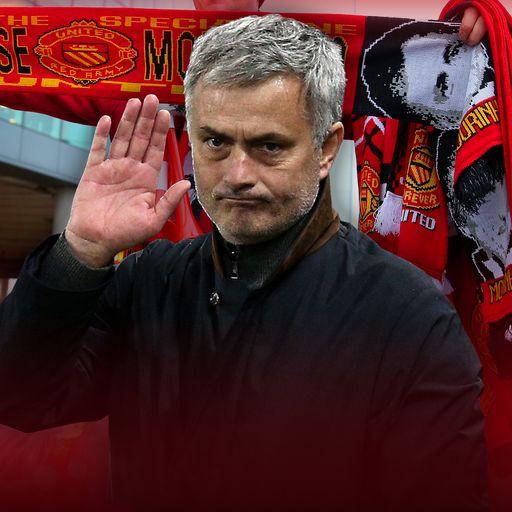 Mourinho and United