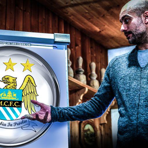 What Guardiola brings