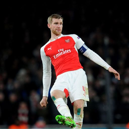 Mertesacker slams Arsenal defensive flaws