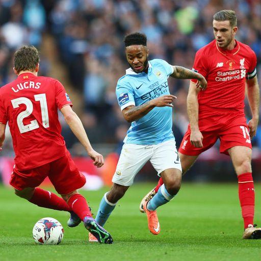 Sane 'can challenge Sterling'