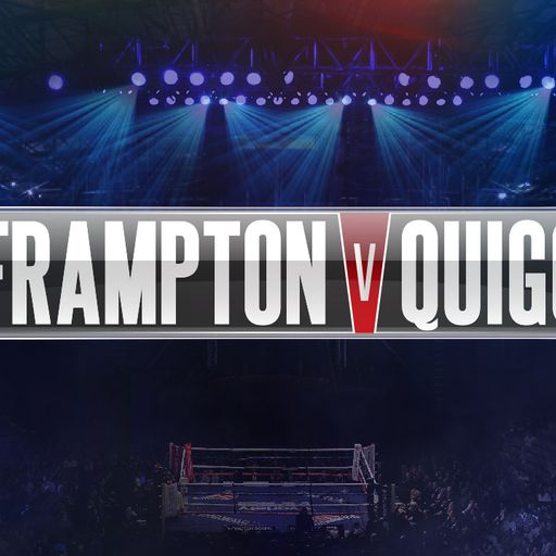 Frampton vs Quigg