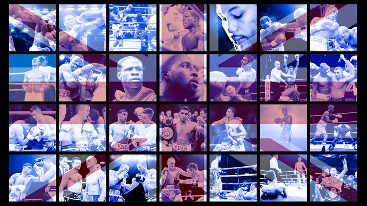 We've seen some classic world title bouts between Britons