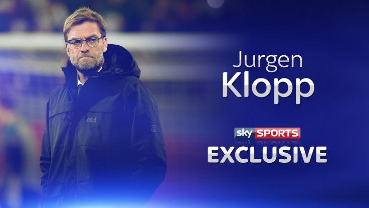 Jurgen Klopp Exclusive Interview