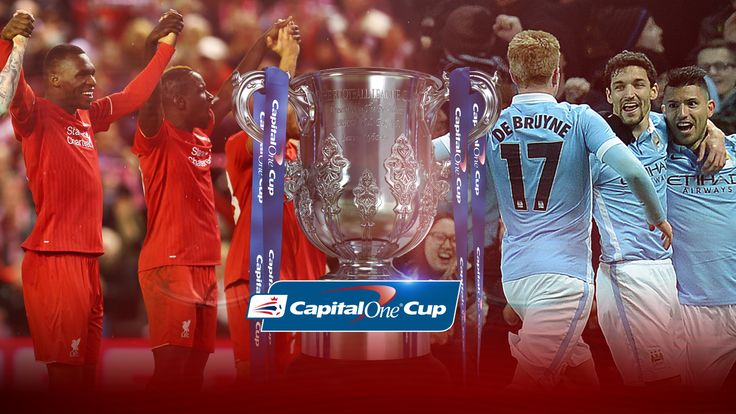 We look at how Liverpool and Manchester City made it to the Capital One Cup final