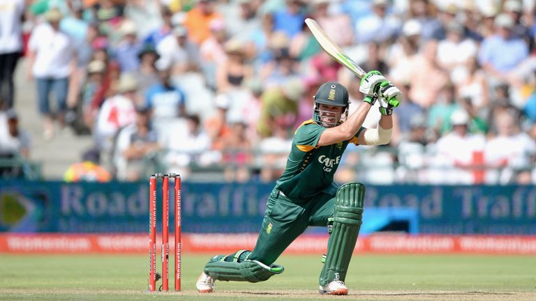 AB de Villiers leads a dangerous South Africa side in the Caribbean