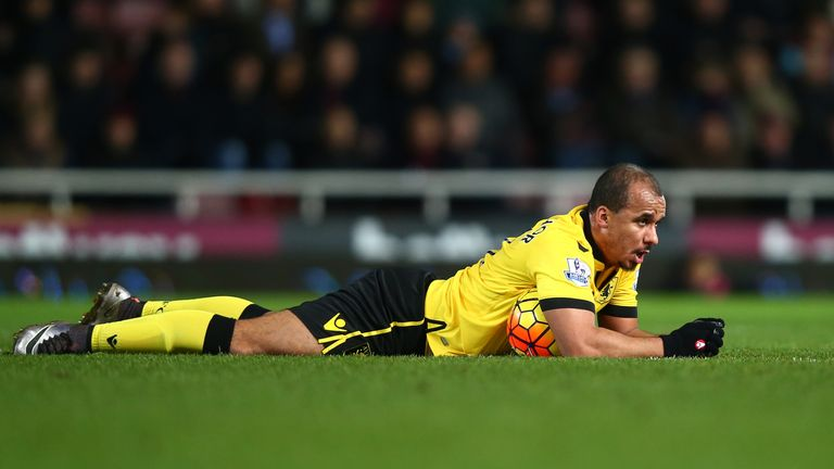Gabriel Agbonlahor has played in three games this year