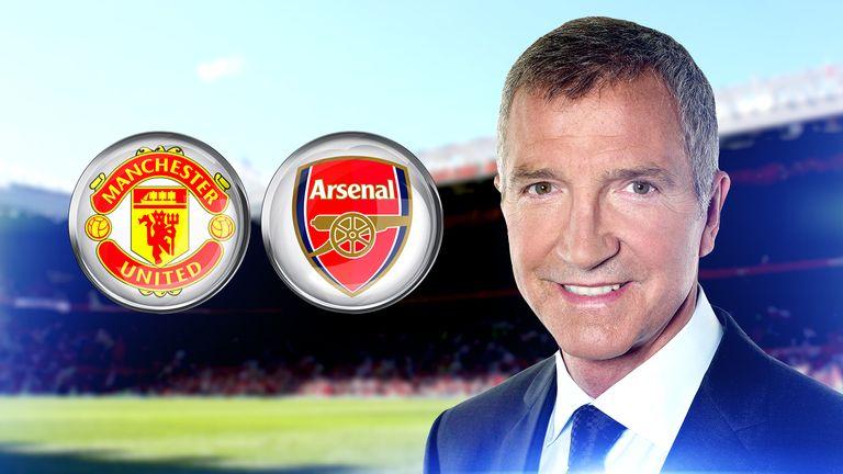Graeme Souness expects Arsenal to beat Man Utd on Sunday