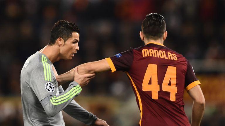 Who is Roma defender Kostas Manolas? | Football News | Sky Sports