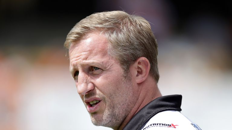 Denis Betts is glad to have Jordan Johnstone's future sorted