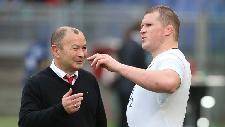 Dylan Hartley the right man for Eddie Jones, says Sean Fitzpatrick