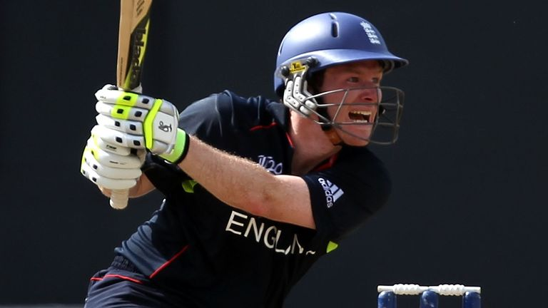 Eoin Morgan stands firm - and goes on the offensive - against Ireland