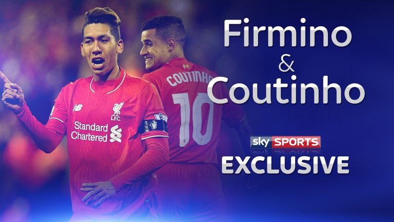 Firmino and Coutinho Exclusive Interview