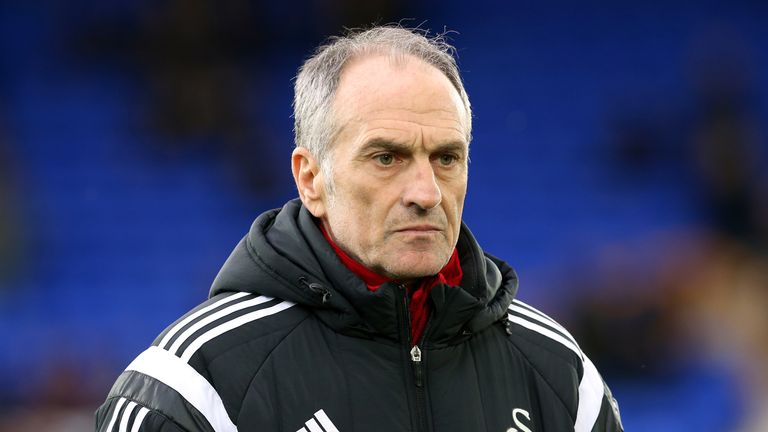 Francesco Guidolin is keen to stay at Swansea next season